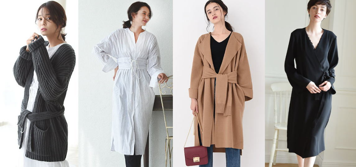 マージュール[marjour]ワンピース&カーディガン[服]通販コレクション