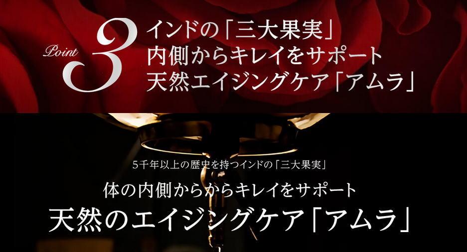 アムラ[サプリメント]|アムラ配合【エイジスト】35歳~45歳代の女性が大注目!