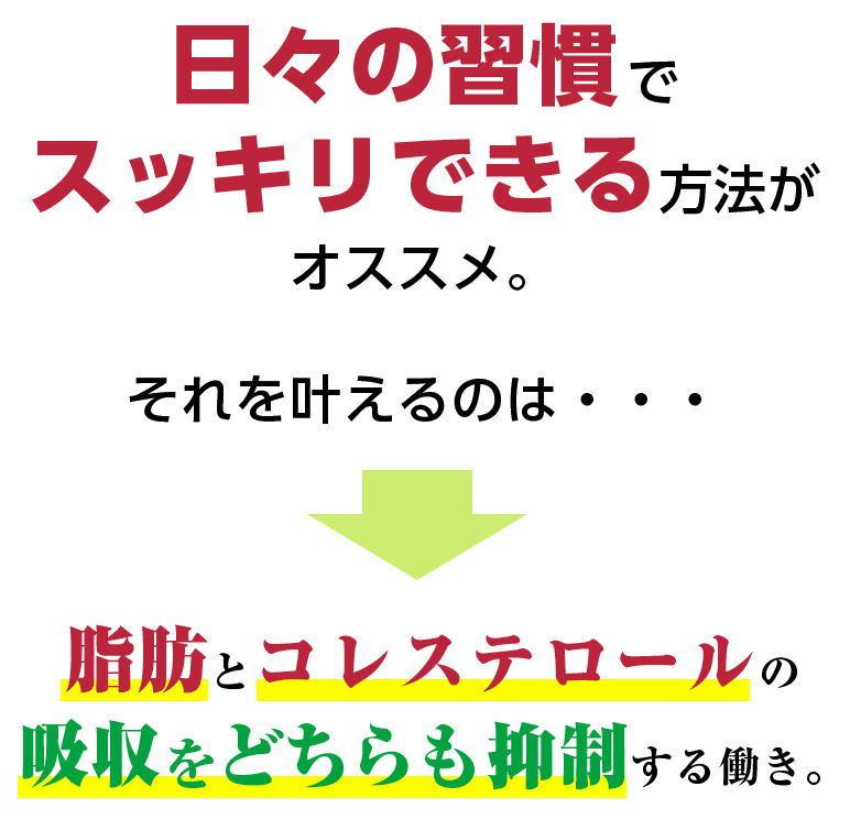 カテキンジャスミン茶の口コミ効果【1】継続すれば効果がある
