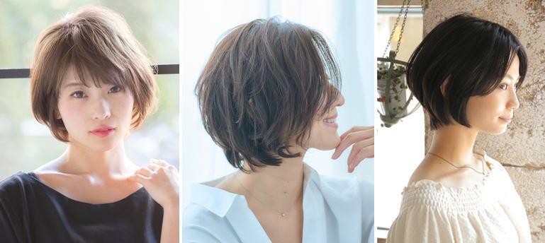 髪型[ショートボブ]は40代女性にお似合い!|40代女性【ショートボブ】厳選【5選】
