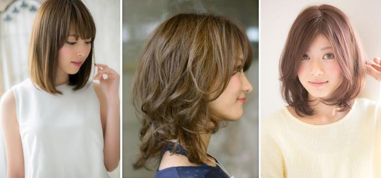 髪型[ミディアム]ヘアスタイル≪レディース≫|【ミディアム】アレンジ厳選【5選】