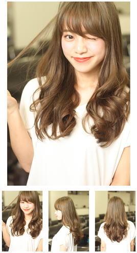 30代40代髪型デジタルパーマ美しくマイナス5歳ヘア
