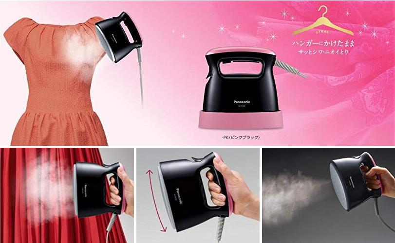 NI-FS330[口コミ評価]と[価格比較]では!Panasonic衣類スチーマー[NI-FS330]の人気の秘密とは!